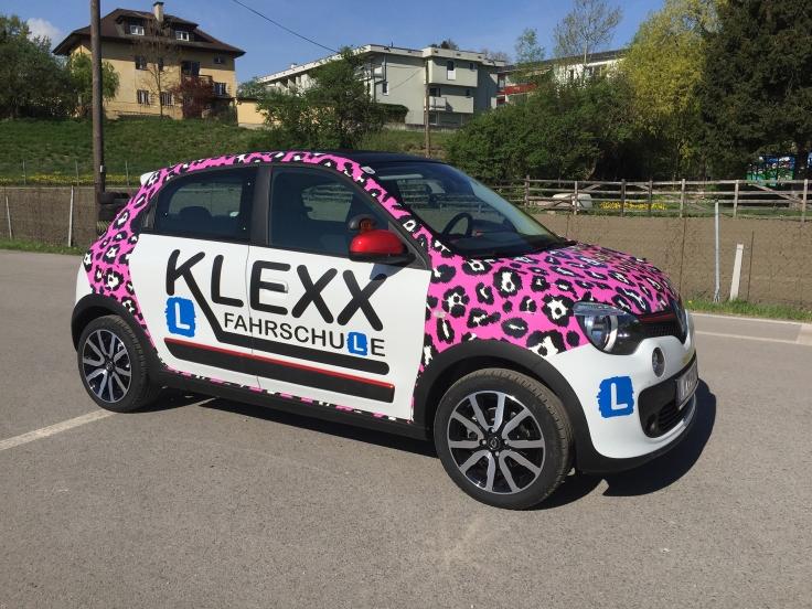 Fahrschule_Innsbruck_Klexx_Renault_Twingo_Füherschein