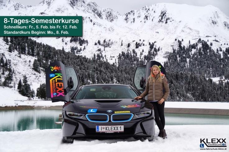 Fahrschule_Innsbruck_Fahrschule_Klexx_BMW_i8_Führerschein